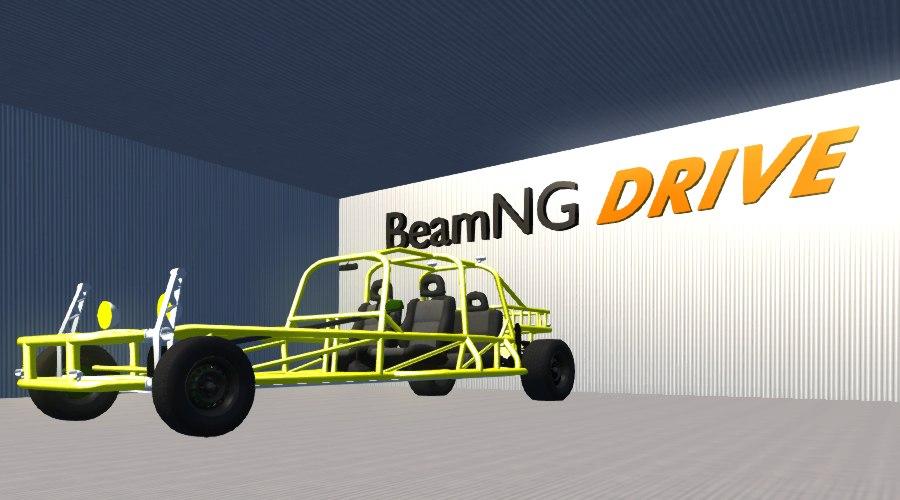 Скачать карту для beamng drive пустыня