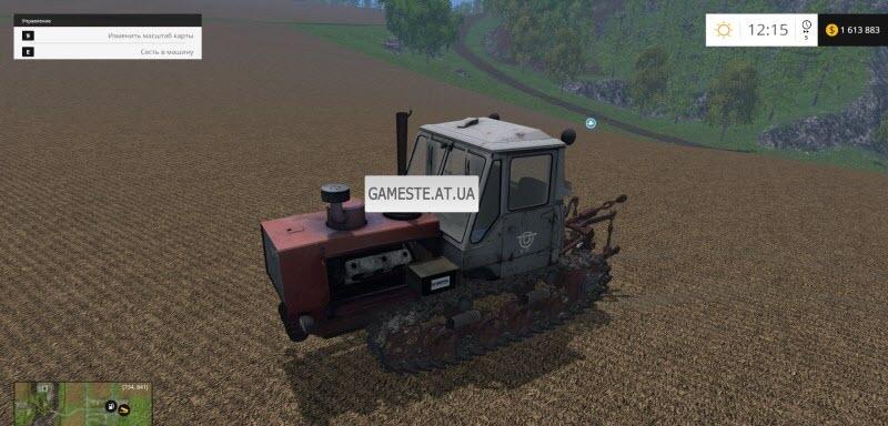 Скачать мод для farming simulator 2015 на уаз